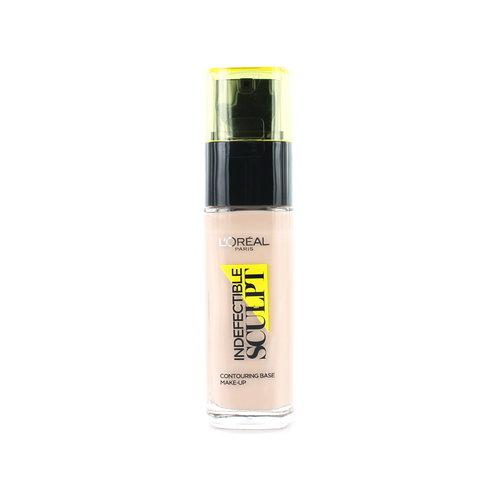 L'Oréal Infallible Sculpt Contouring Base Make-up - 01 Light