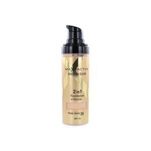 Ageless Elixir 2-in-1 Foundation + Serum - 35 Pearl Beige