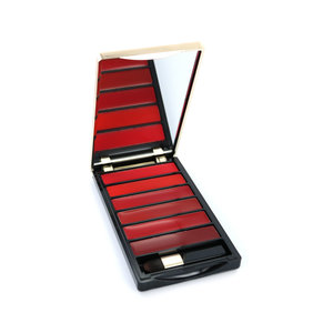 Color Riche La Palette Lippen Palette - 02 Rouge