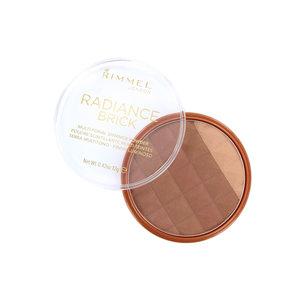 Radiance Brick Multifunctional Shimmer Puder - 003 Dark