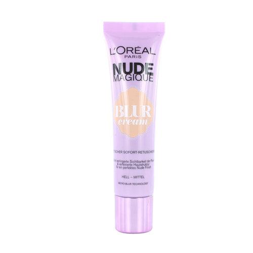 L'Oréal Nude Magique Blur Cream - Light to Medium Skin