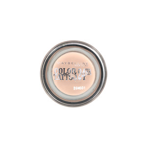 Color Tattoo Lidschatten - 91 Crème De Rose