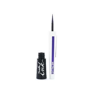 Master Ink Metallic Eyeliner - 32 Twilight Purple