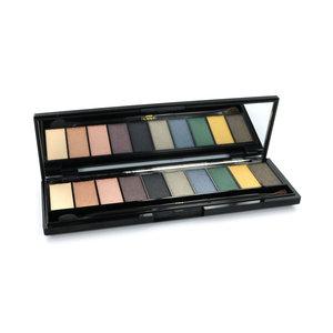 Color Riche La Palette Lidschatten Palette - Gold