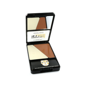 Infallible Sculpt Contour Palette - 02 Medium Light