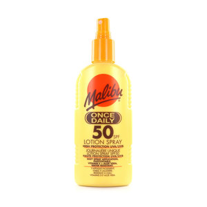Once Daily Lotion Spray - 200 ml (LSF 50)