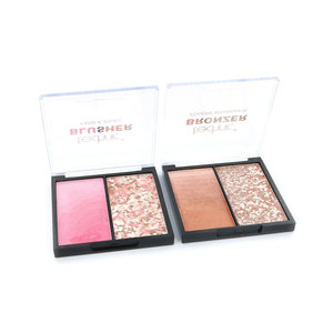 Glow All Out Blush & Bronzer Palette
