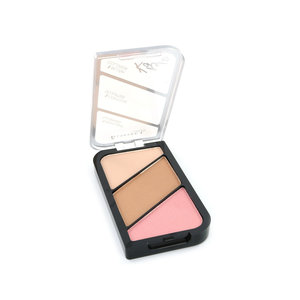 Trio Sculpting Palette - 001 Golden Sands