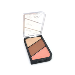 Trio Sculpting Palette - 003 Golden Bronze