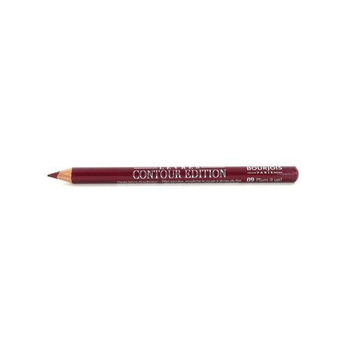 Bourjois Contour Edition Lipliner - 09 Plum It Up!