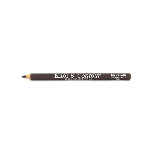 Bourjois Khol & Contour Extra Long Wear Kajalstift - 004 Brun-Dépendante