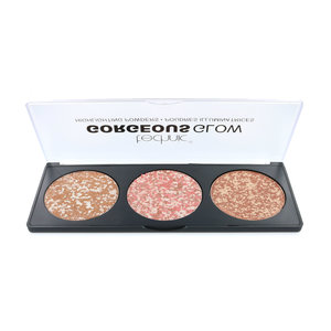 Get Gorgeous Glow Highlighting Powders