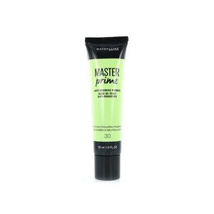 Master Prime Anti-Redness Primer - 30