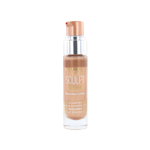 Bourjois Sculpt Bronze Sunkissed Highlighter