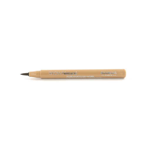 Bourjois Brow Natural Eyebrow Felt-Tip Pen Augenbrauenstift - 21 Blond