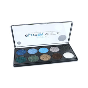 Glitter Lidschatten Palette - Get Your Glitter On
