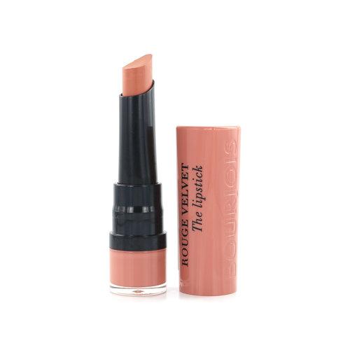 Bourjois Rouge Velvet Lippenstift - 01 Hey Nude!