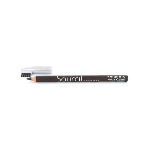 Bourjois Sourcil Précision Augenbrauenstift - 08 Brun Brunette