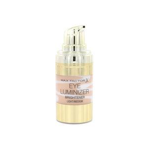 Eye Luminizer Brightener Foundation - Light/Medium