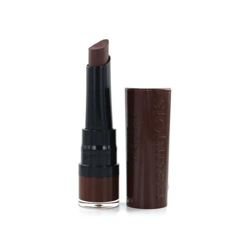 Bourjois Rouge Velvet Lippenstift - 25 Maca'brown