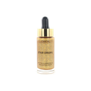 Star Drops Highlighter Drops - 01 Warm Gold