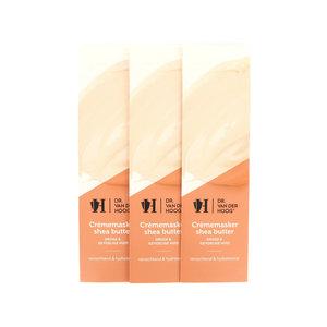 Cream Mask Shea Butter - Trockene & empfindliche Haut (3 Stück)