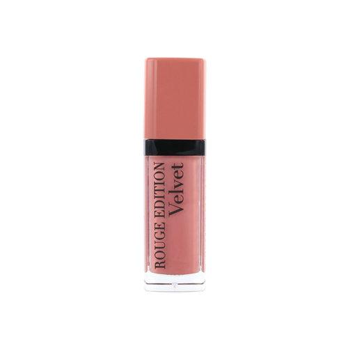 Bourjois Rouge Edition Velvet Matte Lippenstift - 28 Chocopink