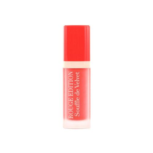 Bourjois Rouge Edition Souffle De Velvet Lippenstift - 01 Orangélique