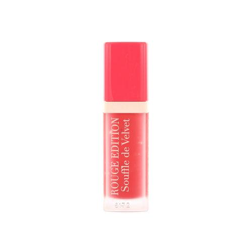 Bourjois Rouge Edition Souffle De Velvet Lippenstift - 03 VIPeach