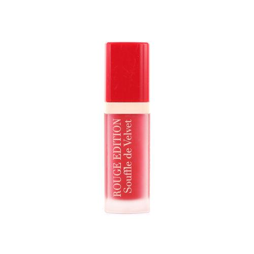 Bourjois Rouge Edition Souffle De Velvet Lippenstift - 06 Cherry Leaders