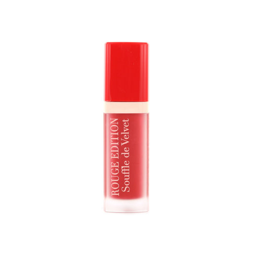 Bourjois Rouge Edition Souffle De Velvet Lippenstift - 02 Coquelic'oh!