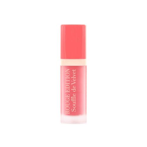 Bourjois Rouge Edition Souffle De Velvet Lippenstift - 04 Ravie En Rose