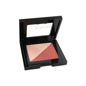 Cheek Duo Contour Palette - Ginger & Pepper