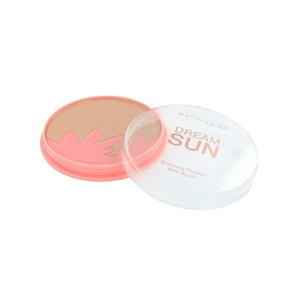Dream Sun Bronzing Powder with Blush - 09 Golden Tropics