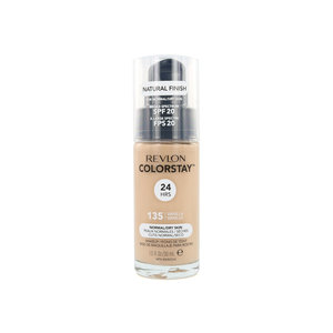 Colorstay Natural Finish Foundation - 135 Vanilla (Normal/Dry Skin)