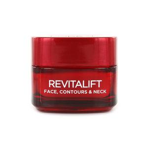 Revitalift Face, Contours & Neck Cream