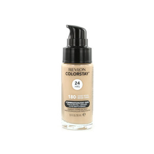 Colorstay Matte Finish Foundation - 180 Sand Beige (Combination/Oily Skin)