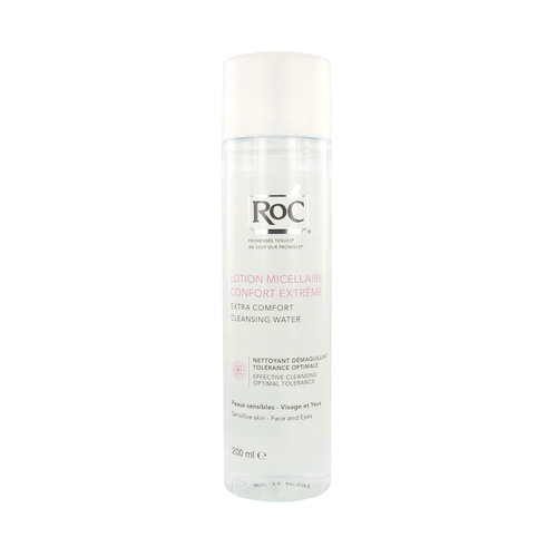 RoC Extra Comfort Cleansing Water - 200 ml