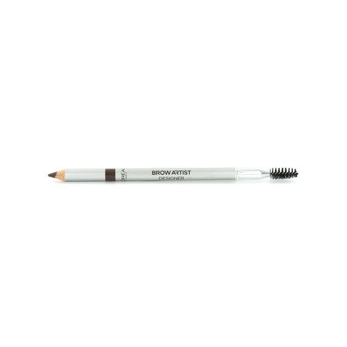 L'Oréal Brow Artist Designer Augenbrauenstift - 303 Dark Brunette