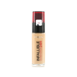 Infallible 24H Foundation - 200 Golden Sand