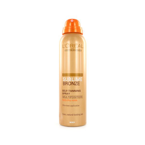 Sublime Bronze Self-Tanning Multiposition Body Spray