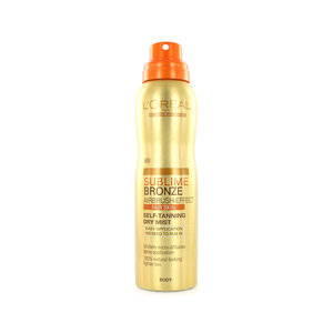 Sublime Bronze Self-Tanning Dry Mist - Fair Skin