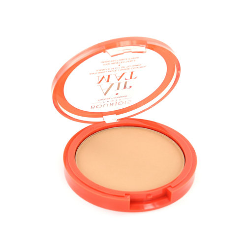 Bourjois Air Mat Shine Control Puder - 04 Light Bronze