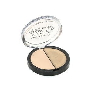 Miracle Glow Duo Highlighter - 10 Light