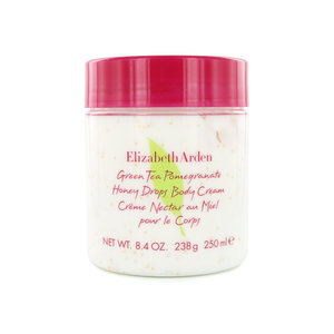 Green Tea Pomegranate Honey Drops Body Cream - Drops Body Cream
