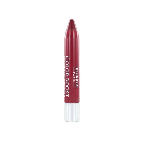 Bourjois Color Boost Glossy Finish Lippenstift - 06 Plum Russian