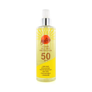 Clear All Day Sonnencreme - 250 ml (LSF 50)