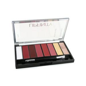 Lipfinity Lippen Palette - 04 Reds