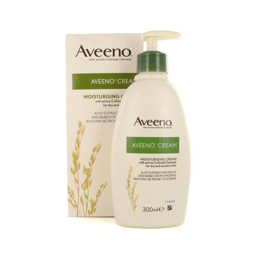 Aveeno Moisturizing Cream - 300 ml (Für trockene und empfindliche Haut)