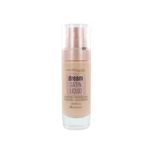 Dream Satin Liquid Foundation - 04 Light Porcelain